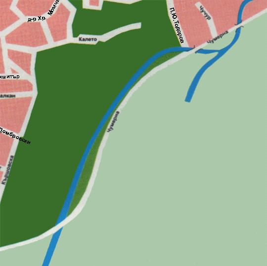 Карти - Карта на града: http://maps.elena.bg/map_town/town5.htm